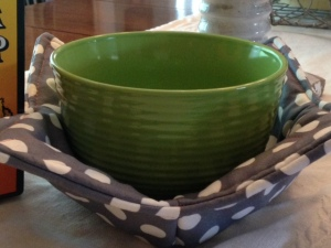 microwave bowl cozy